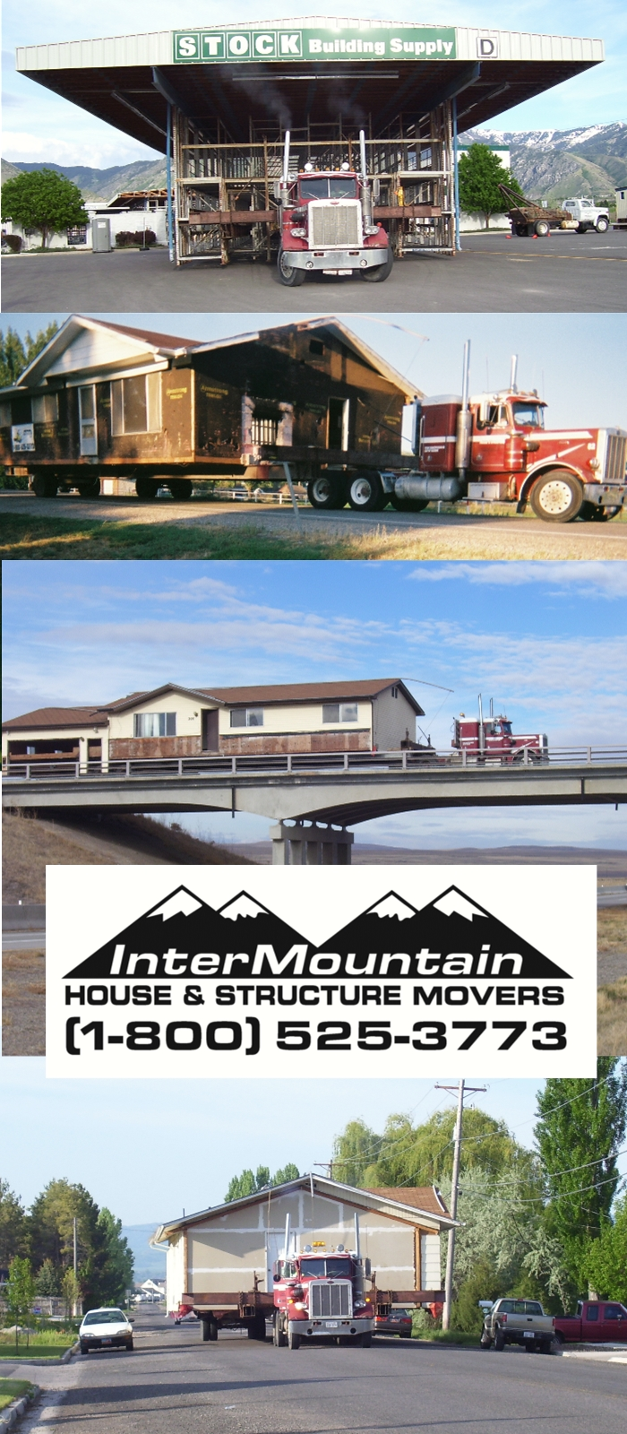 Intermountain House and Structure Movers