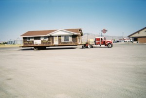 Southern Idaho and Utah House and Structure movers