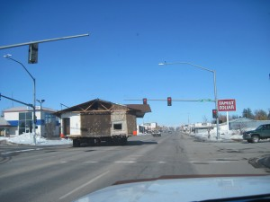 Move your house Intermountain House and Structure Movers