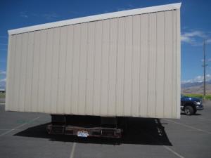 to car garage in Logan Utah